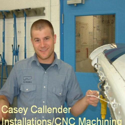 Casey Callender